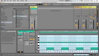 Dance Music Styles 116: Dub - 4. Drum Programming