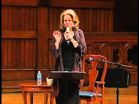 Liv Redpath in Master Class with Renée Fleming