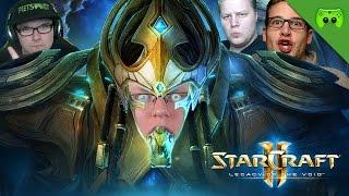 JEDER GEGEN JEDEN 🎮 Starcraft 2 #1