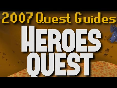 2007 Quest Guides: Heroes Quest