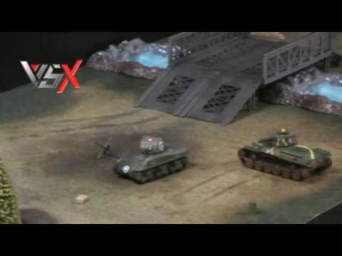 VSTANK X 1/72 RC TANK BATTLE VIDEO