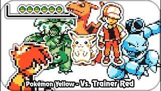 Pokémon Super Swap - Battle! Title Defense Red [Yellow Version]