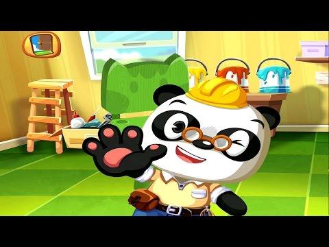Доктор Панда умелец - Развивающие мультфильмы. Dr. Panda's Handyman