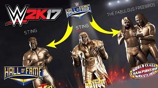 WWE 2K17: Hall of Fame Showcase DLC Teaser!