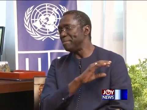 EBOLA in West Africa - PM Express on Joy News (15-10-14)