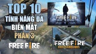 Free Fire | TOP 10 tính năng đã biến mất hoàn toàn trong Free Fire - Phần 3 | Rikaki Gaming