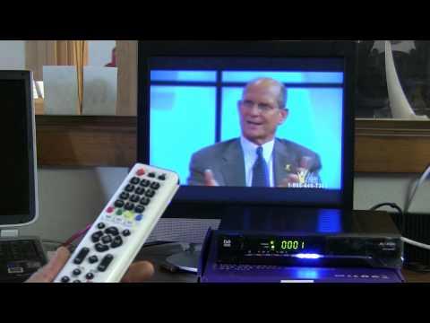 AZFox S2S DVR digital usb receiver