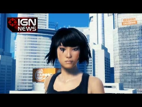 IGN News - Mirror's Edge 2 Spotted on Amazon