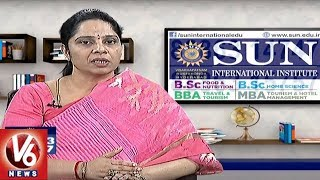 Sun International Institute | BBA, MBA and Home Science Course | Career Point