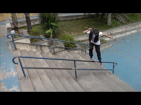 "Vinicius Santos' ""Sigilo SP"" Part"