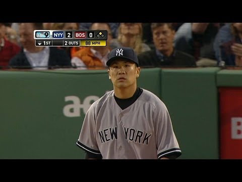 Tanaka strikes out seven in stellar outing