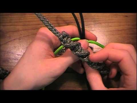 How to: Paracord lanyard