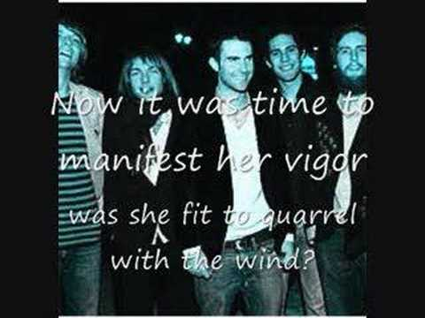 Maroon5 - Kara'sFlowers - MY OCEAN BLUE