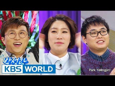 Hello Counselor - Kim Kilee, Park Seonggwang, Park Yeongjin, & Kim Yeonghui  (2015.03.16)
