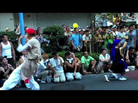 Rainbow Matsuri Japan Gay Pride Festival 2011, Nichome, Tokyo video