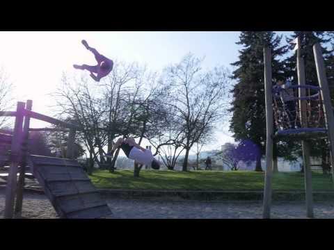 Parkour Linz || Glidecam HD 1000 || GH4