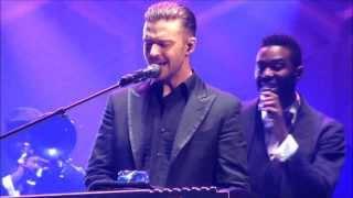 download lagu Justin Timberlake - Senorita  20/20 Experience Tour 12-19-13 gratis