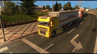 Euro Truck Simulator 2, Стажеруем Киринку.