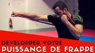 boxe : exercices pour améliorer la puissance de frappe : comment frapper plus fort