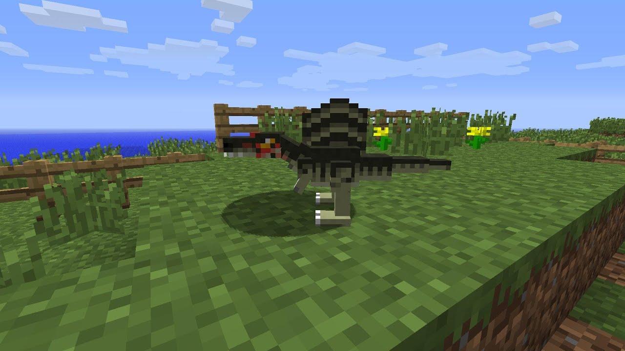 Minecraft Dinosaurs Part 67