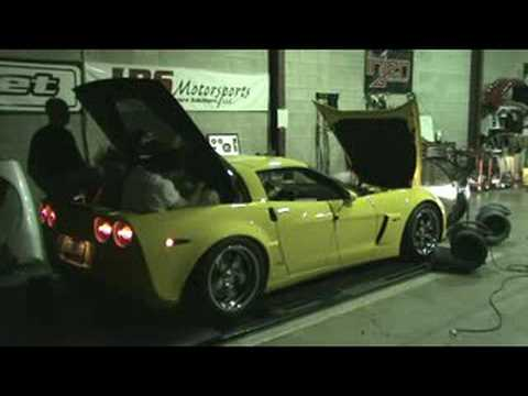2007 Corvette Z06 LSX Twin Turbo 900+RWHP Dyno Music Videos