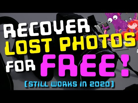 0 How to recover lost photos & videos from memory cards with free software for Windows