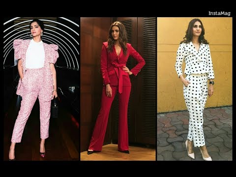 Trendy Pantsuits Designs - Fashion Diaries by Sanjh