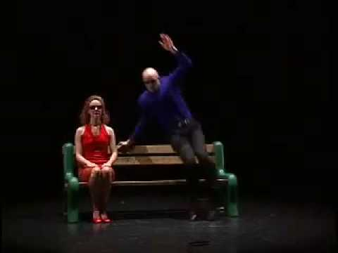 MOTUS O dance theatre - THE BENCH
