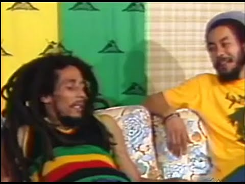 Bob Marley   Interview in NYC 1980