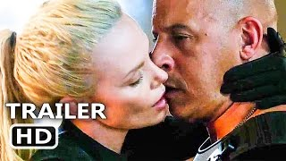 Fast and Furious 8 - THE FATE OF THE FURIOUS Official Trailer (2017) Vin Diesel, F8 Movie HD