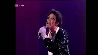 Ông hoàng nhạc POP   Michael Jackson Billie Jean Live 1997 Munich