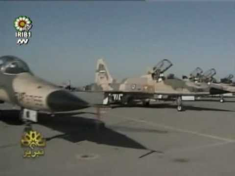 IRIAF wargames oct. 2008 -part 3