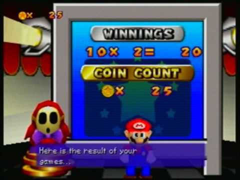 Game Guy Room Mario Party