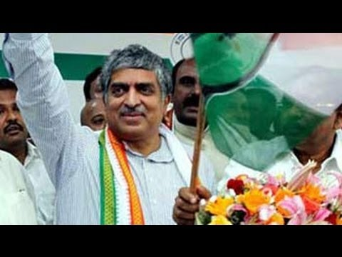 Nandan Nilekani's journey from Rs. 200 to Rs. 7,700 crores