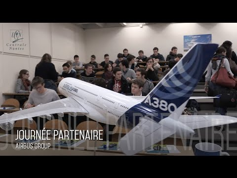 Journée Centrale Nantes Airbus Group