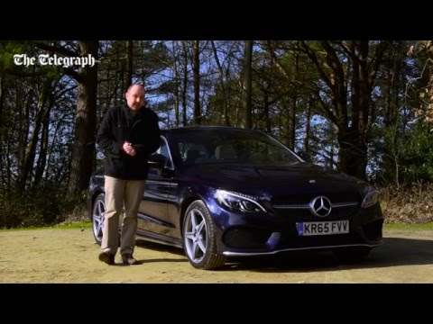 Mercedes C-class Coupe 2016 review   TELEGRAPH CARS