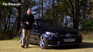 Mercedes C-class Coupe 2016 review | TELEGRAPH CARS
