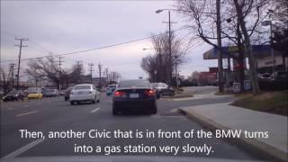 Bad Drivers of DC/MD/VA sneak peak! Synchronized Bad Driving!