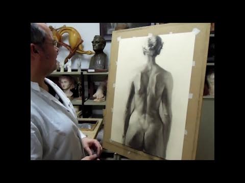 Una aproximación al dibujo académico del natural