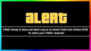 GTA Online BATTLE DLC Update - NEW Free Item, Money From Rockstar, Secret Bonuses & MORE! (GTA 5)