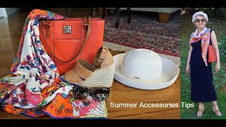 Summer Accessories Tips