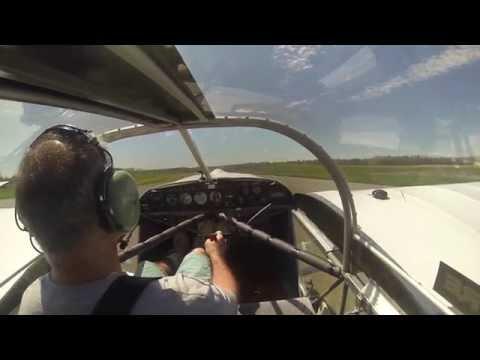Rans S-10 Pilot loses prop makes a dead stick landing