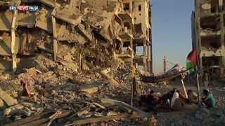 إصلاح البنى التحتية بغزة يحتاج عدة أشهر