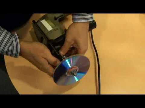 Đã tìm ra cách phục hổi đĩa DVD cực nhanh và hiệu quả. Tha hồ mà coi phim ... :v