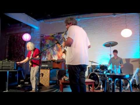 Sun of Goldfinger (David Torn, Tim Berne, Ches Smith) @ Shapeshifter Lab 6-19-12 1/2