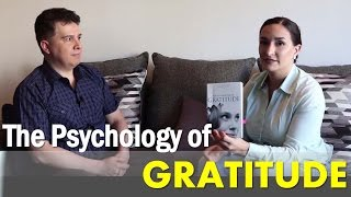 Julio Padovan and Kirsten DeMelo discuss the book Psychology of Gratitude
