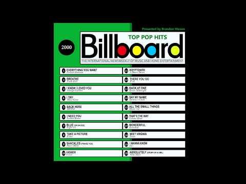 Billboard Top Pop Hits  2000