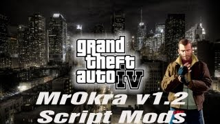 GTA4 MrOkra Mod Loader v1.2 + Download