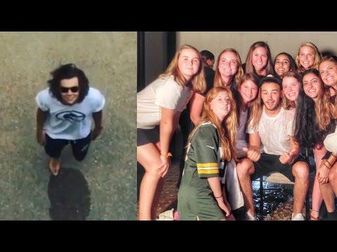 Harry Styles & Liam Payne ALS Ice Bucket Challenge - VIDEOS