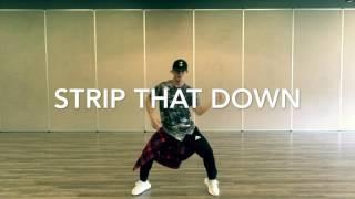 "download lagu Zumba ""Strip That Down By Liam Payne Ft Quavo gratis"